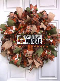 Fall Mesh Wreaths, Fall Deco Mesh, Deco Mesh Wreaths, Holiday Wreaths, Flower Wreaths, Halloween Wreaths, Burlap Wreaths, Thanksgiving Wreaths, Thanksgiving Decorations