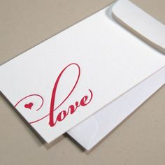 love-ly lettering