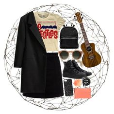 """""""i feel fine ::;::"""" by starscounter394 on Polyvore featuring moda, Arteriors, GANT, Converse, Marc by Marc Jacobs, New Look, Georgia Perry, 3 Chic, Urbanears y Elizabeth and James"""