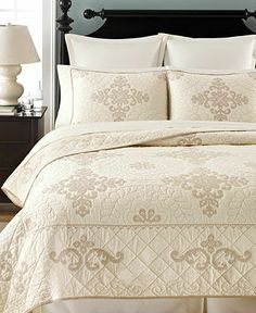 Martha Stewart Memoir Full/Queen Collector's Quilt on shopstyle.com