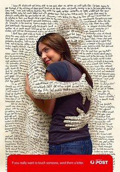 power of words...