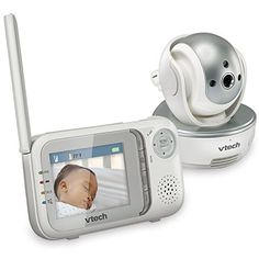 VTech VM333 Safe & Sound Video Baby Monitor with Night Vision. High resolution 2.8″ color LCD screen – never miss your baby's smile. Automatic IR night vision – view your baby at night without disturbing them. Sometimes all your baby needs is to hear the sound of your voice – comfort your infant with the 2-way talk-back intercom.