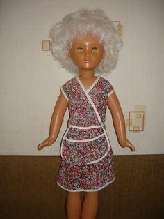 Большая кукла СССР Наталья Днепропетровская блондинка