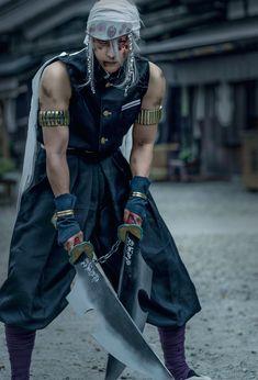Kimetsu no yaiba H Cosplay, Cosplay Anime, Cute Cosplay, Amazing Cosplay, Cosplay Outfits, Halloween Cosplay, Best Cosplay, Cosplay Costumes, Demon Slayer