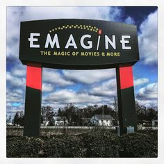 It's a great day to go see a movie at @emaginetheatres in #discoverbirchrun #puremichigan