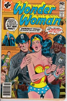 Wonder Woman 260 October 1979 Issue DC Comics by ViewObscura