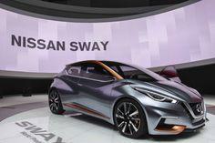 Wanneer het echt gaat om innovatie dan zitten we altijd goed bij Nissan....