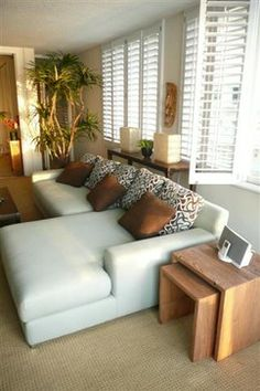 ireland hi - tropical - living room - san francisco - Square One Interiors