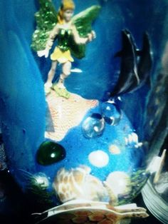 Water Fairy in jar