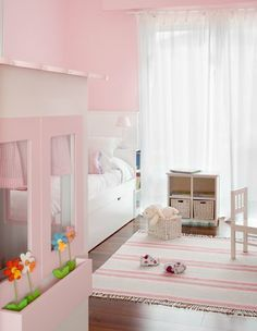 Every little girl needs her own house to decorate