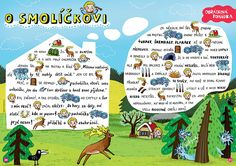 SYLVA FRANCOVÁ: Kreslené pohádky Preschool Activities, Google Images, Montessori, Fairy Tales, Language, Classroom, Letters, Teaching, Education