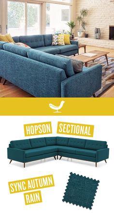 Joybird Hopson Corner Sectional