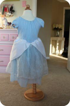 DIY Cinderella Dress