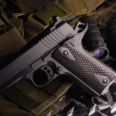 Check Out Some Of The Brand New Line Of 1911 Govt. Grips!
