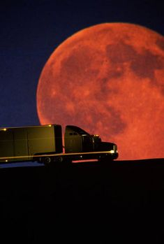 giant red moon tonight - photo #35