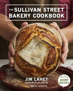 Booktopia has The Sullivan Street Bakery Cookbook by Jim Lahey. Buy a discounted Hardcover of The Sullivan Street Bakery Cookbook online from Australia's leading online bookstore. No Knead Pizza Dough, No Knead Bread, Sourdough Bread, Best Baking Cookbooks, Sullivan Street Bakery, Jim Lahey, Best Bakery, Thing 1, Home Baking