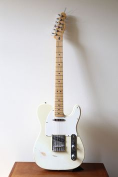 Fender Telecaster Road Worn Made in Mexico