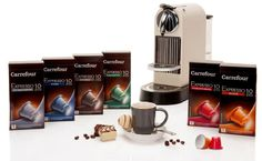 Nuestras cápsulas compatibles con #Nespresso conservan todo el aroma del #café gracias a su cápsula mejorada. Además ya puedes probar el café Roma y Ristretto, los dos nuevos aromas que completan la gama. Nespresso, Self Branding, Thanks