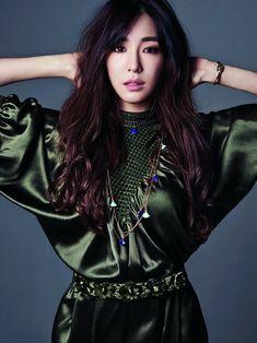 snsd tiffany for prestige magazine 2016 issue Sooyoung, Yoona, Girls' Generation Tiffany, Girls' Generation Tts, Snsd Tiffany, Tiffany Hwang, Korean Women, Korean Girl, Yuri