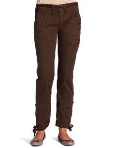 Calvin Klein Jeans Women`s Zip Crop Pant $36.23