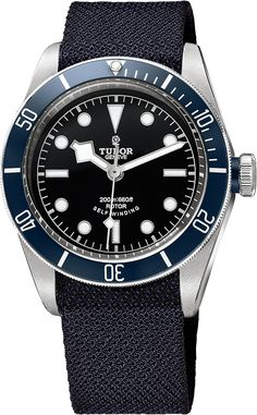 Tudor Heritage Black Bay Blue is sweet, but I'm not sure I could live without the date function...