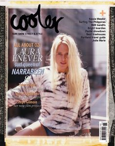 nice cover of cooler magazine