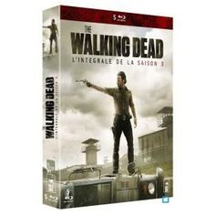 The Walking Dead #saison3 #LeGuide.com The Walking Dead, Blu Ray, Promotion, Movie Posters, Amazon, Daddy To Be, Season 3, Amazons, Film Poster