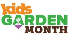 April is KidsGarden Month! Like us on Facebook to celebrate with a fun-filled month of contests, giveaways, free lesson plans and MORE... Stay tuned!