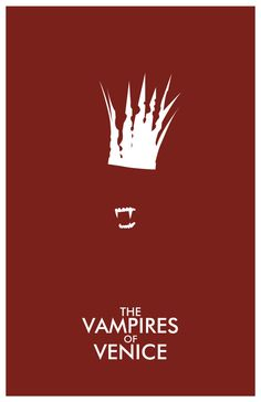 The Vampires Of Venice poster by balancedpersonality #Doctor_Who