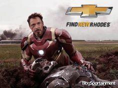 Humor Capitán América - Civil War