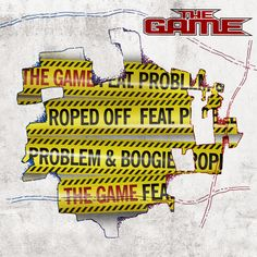 "Here's a new joint from The Game as he calls on Problem and Boogie for the record ""Roped Off"". Produced by League Of Starz. Listen to the music on page 2."