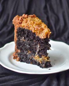 Yammies Noshery German Chocolate Cake
