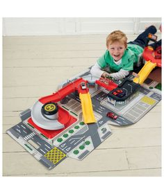 Buy Early Learning Centre Big City Carry Along City at Argos.co.uk - Your Online Shop for Toy cars, vehicles and sets, Vehicles and playsets.