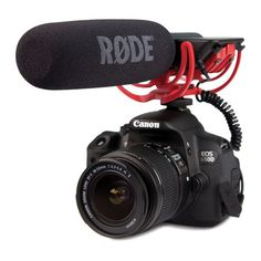 میکروفون Rode VideoMic با Rycote Lyre
