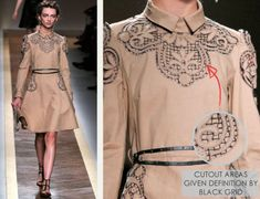 The Cutting Class | Effortless Lace and Embroidery at Valentino