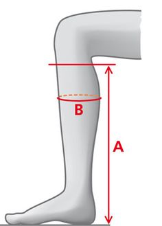 How to measure for tall riding boots...buying a new pair myself!