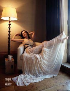 Paris Match, May 2012. Photographer: Dominique Issermann. Model: Marion Cotillard