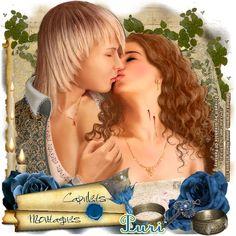 "MI RINCÓN GÓTICO: CT for GoF Designs, ""Romeo and Juliet"""