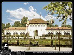 Pavilionul Regia Monopolurilor Statului