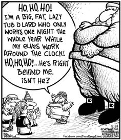 free range the meaning of christmas - Holiday Cartoons Free