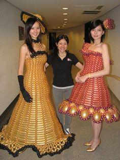 The Balloon Dress
