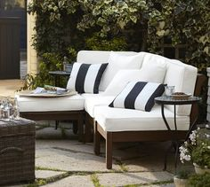 Build Your Own - Chatham Sectional Components | Pottery Barn