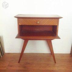Table de nuit vintage