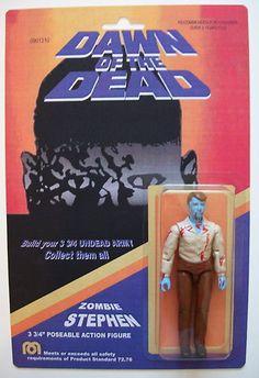 Dawn of the Dead figure - Zombie Stephen - Popsfartberger
