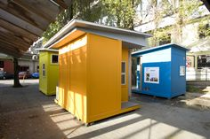Tiny House Homeless Shelters to Weather The Economic Hurricane (Article)
