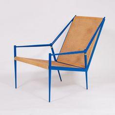 Acciaio Lounge, Max Lipsey
