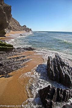 Praia da Murtinheira - Portugal  SEE YOU IN A FEW DAYS!!!!