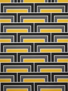 Steps print - Florence Broadhurst designs.jpg