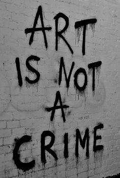#art #crime #street