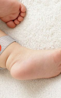 Sproutling - #baby tracker. Reported to track heart rate, skin #temperature, and movement, as well as the room's ambient temperature, humidity, and light levels. Band + data + statistical models = push advice to #parents. Available spring/summer 2014.  Also see www.sproutling.com